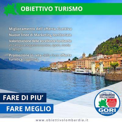 Obiettivo Turismo - Obiettivo Lombardia per le Autonomie Gori Presidente